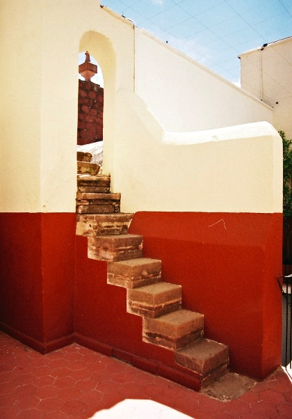 "photo ""Stairs"" tags: architecture, city, landscape,"