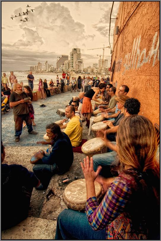 """фото """"Tel-Aviv 3109"""" метки: архитектура, город, пейзаж,"""