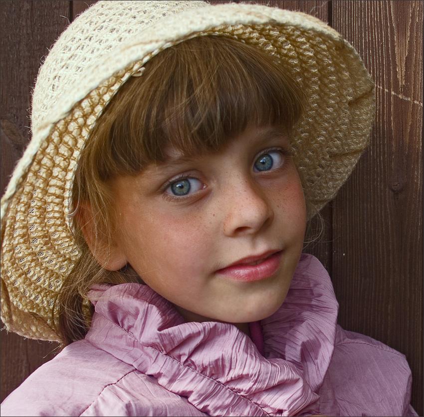 "photo ""Alina"" tags: portrait, children"