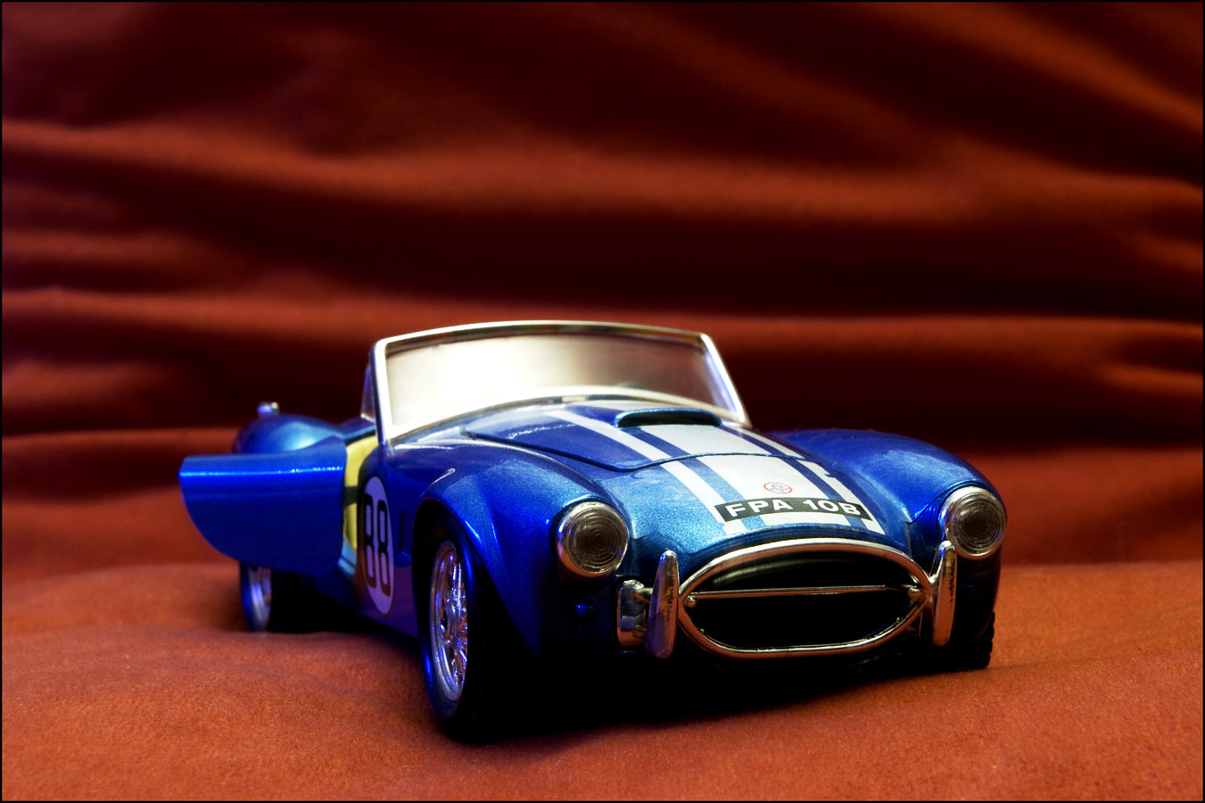 "photo ""Ford Cobra"" tags: macro and close-up,"