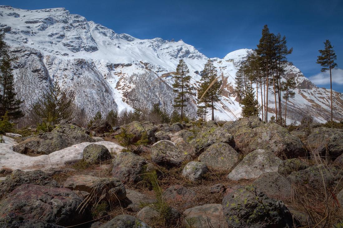 """фото """"в предгорьях Эльбруса"""" метки: пейзаж,"""