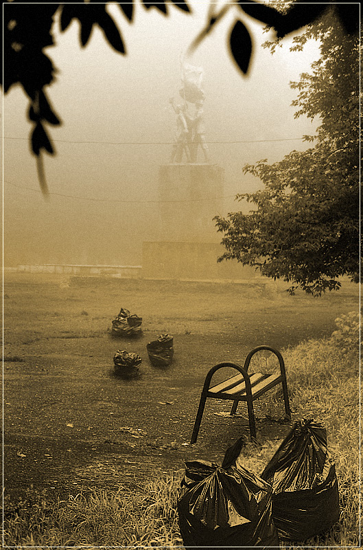 """фото """"наследие"""" метки: пейзаж, осень"""