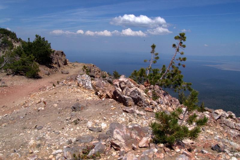 """фото """"облако"""" метки: пейзаж, горы"""