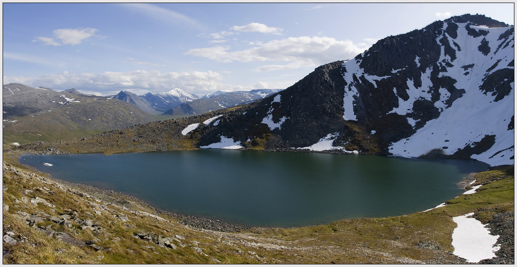 "фото ""Горное озеро"" метки: пейзаж,"