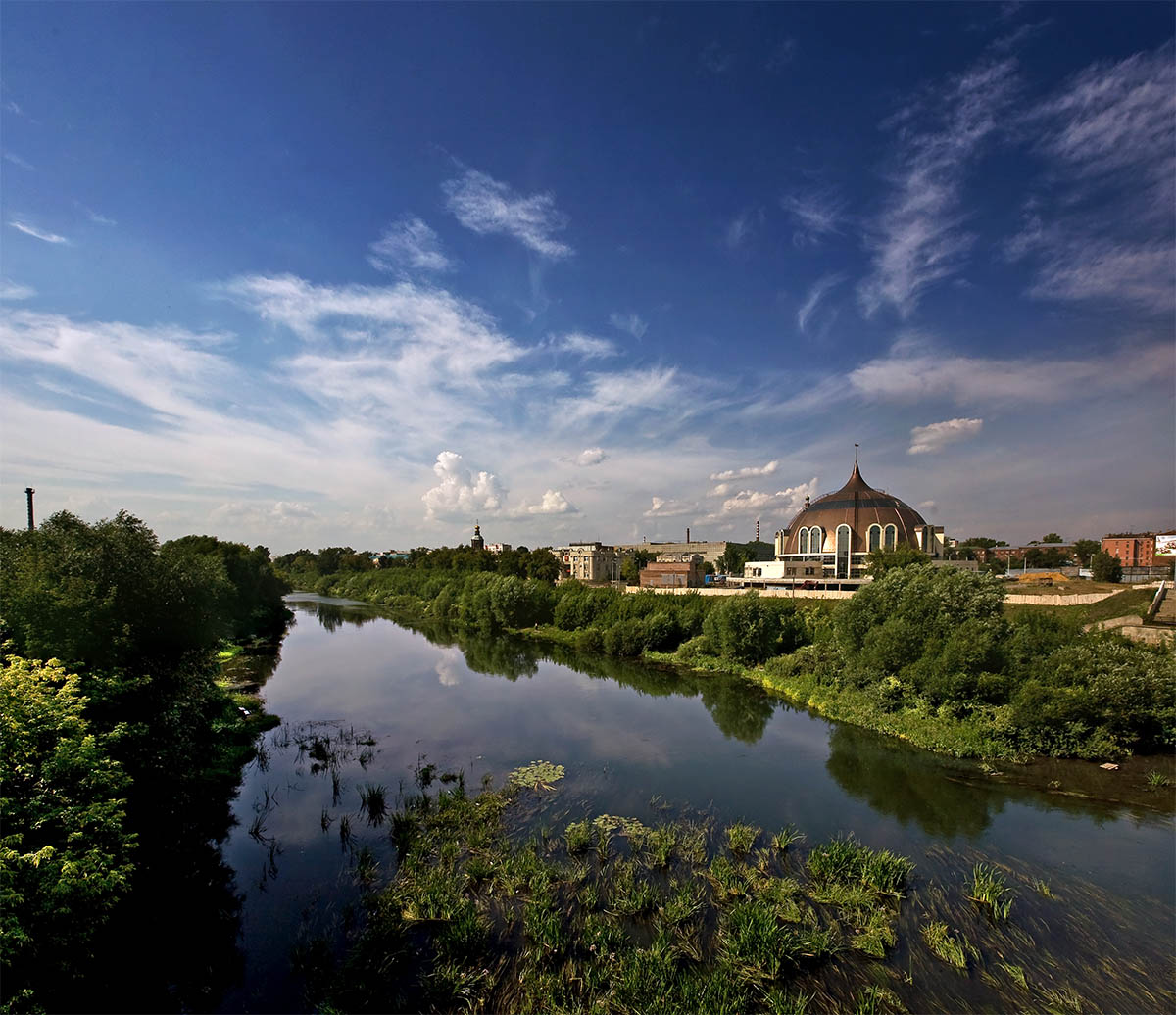 "photo ""Tula - old Russian Sity"" tags: landscape, summer"