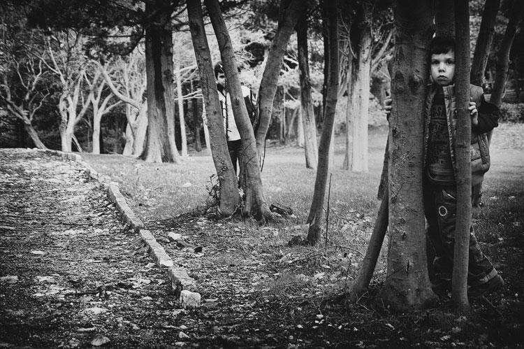 """фото """"watching you"""" метки: черно-белые, портрет, дети"""