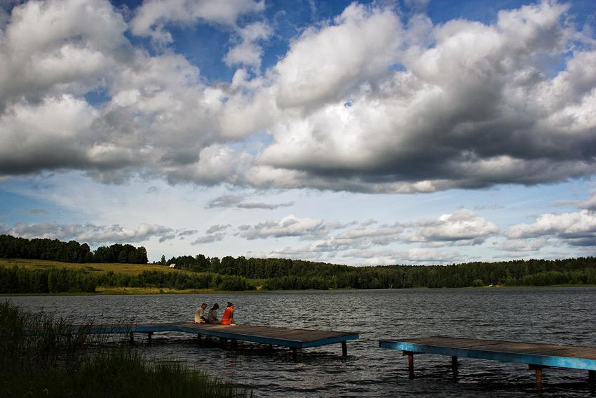 """фото """"про плотину Ваулинскую"""" метки: пейзаж,"""