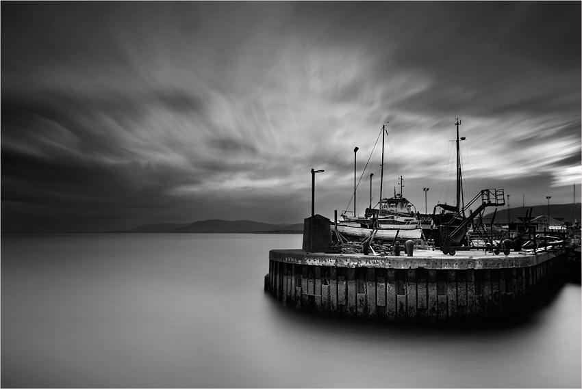 "фото ""Carrick Fergus Marina"" метки: пейзаж,"