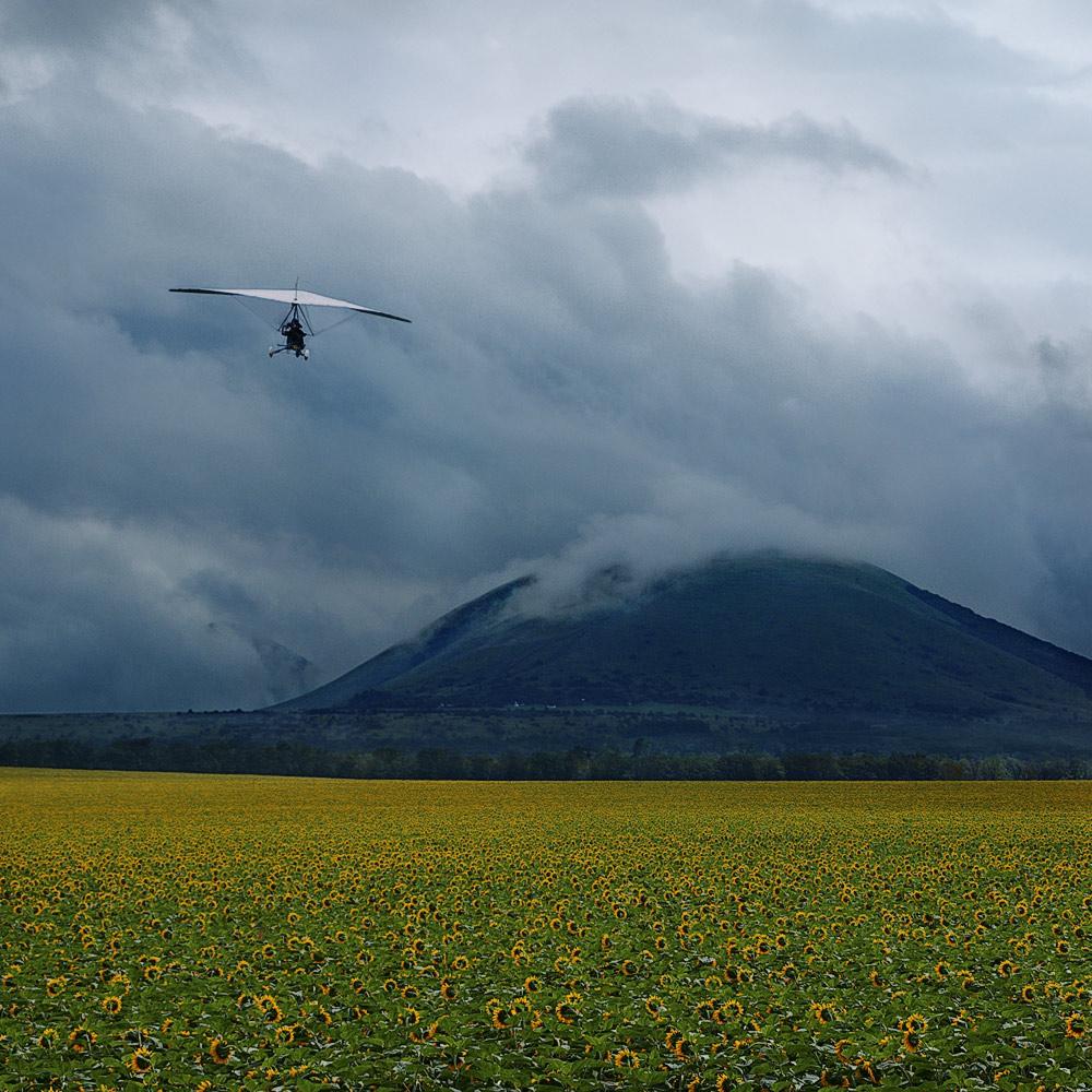 "photo ""Оn thunderstorm!"" tags: landscape,"
