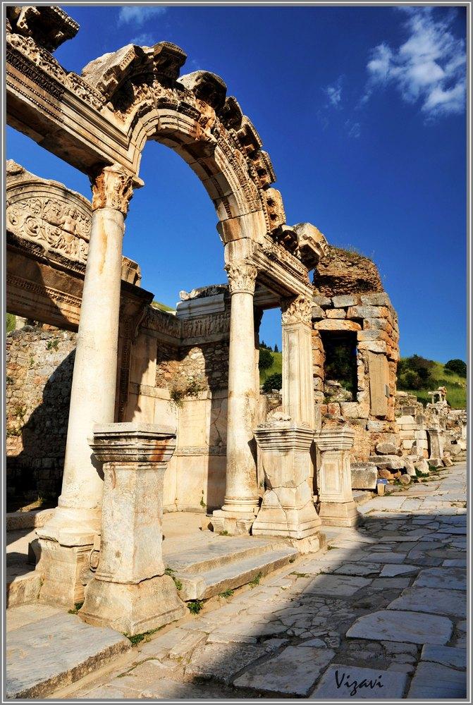 """фото """"Гуляя по древнему Эфесу"""" метки: пейзаж, архитектура,"""