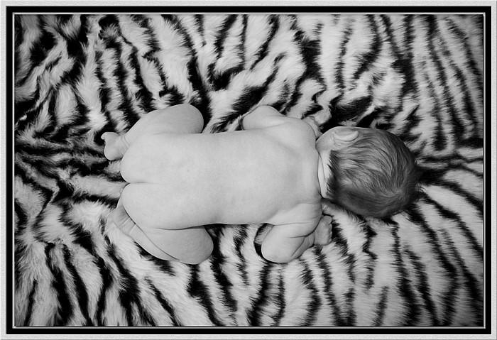 "фото ""Stripes"" метки: портрет, черно-белые, дети"