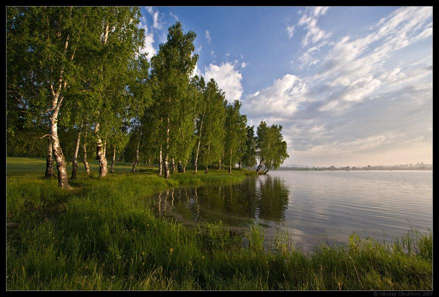 """фото """"Черноисточинск / 0171_0121"""" метки: пейзаж, вода, лето"""