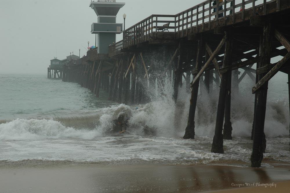 "фото ""Early morning at the pier."" метки: пейзаж, путешествия, Северная Америка, вода"