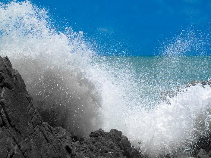 """фото """"Опасная близость"""" метки: пейзаж, путешествия, Азия, вода"""