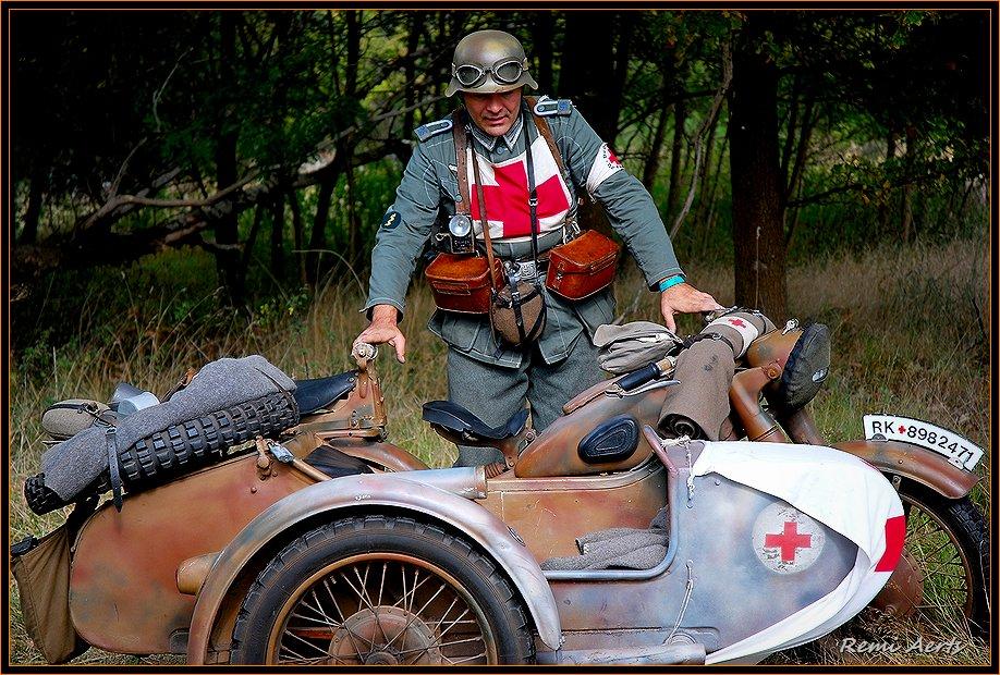 "фото ""motorized nurse"" метки: портрет, репортаж, мужчина"
