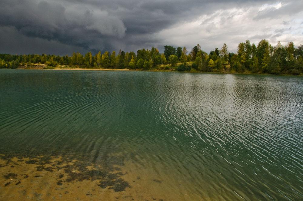 """фото """"Осенняя  зарисовка"""" метки: пейзаж, вода, осень"""