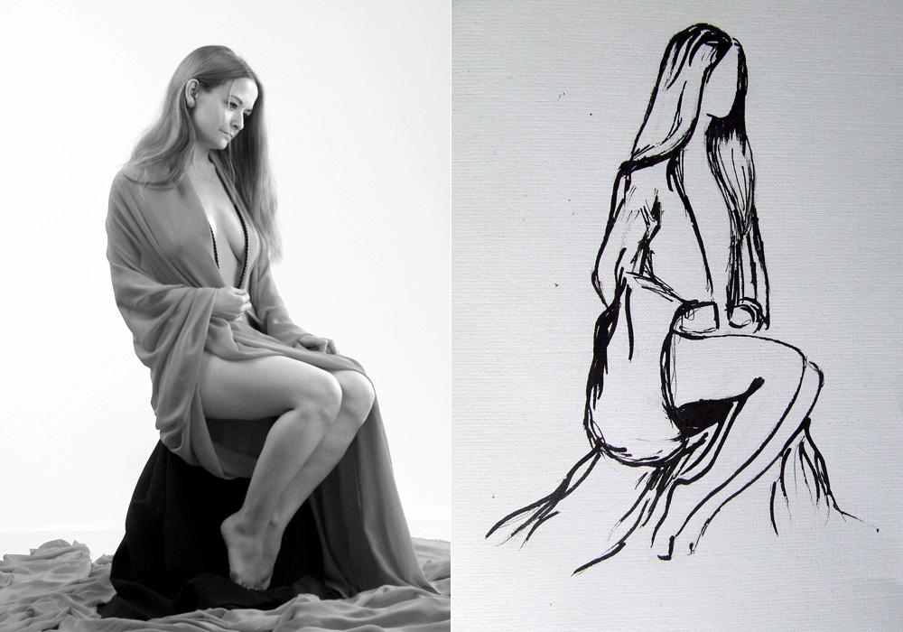 "photo ""***"" tags: portrait, nude, woman"
