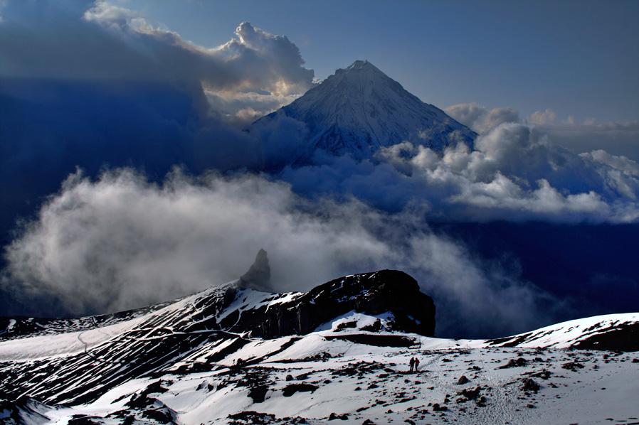 """фото """"Взгляд на вершину"""" метки: путешествия, пейзаж, Азия, горы"""