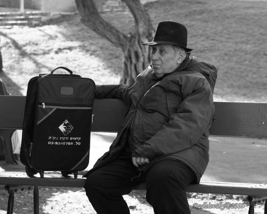 """фото """"USSR 2009"""" метки: портрет, черно-белые, мужчина"""