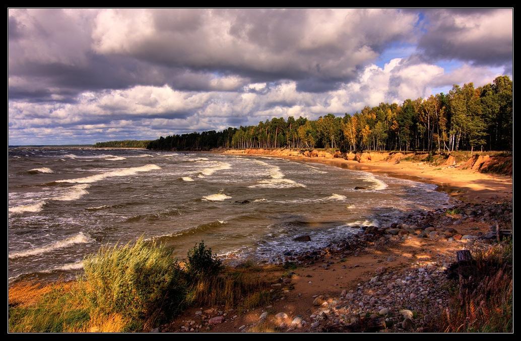 """фото """"В ритме осеннего блюза"""" метки: пейзаж, вода, осень"""