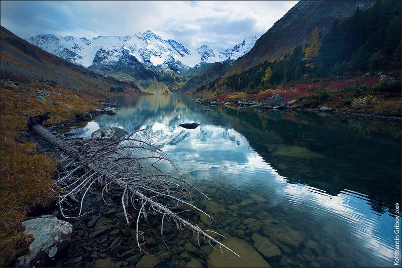 """фото """"Altai Mountains"""" метки: пейзаж, горы, осень"""