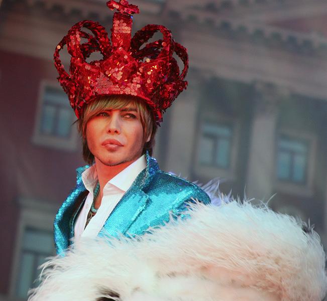 "фото ""Король гламура."" метки: репортаж,"