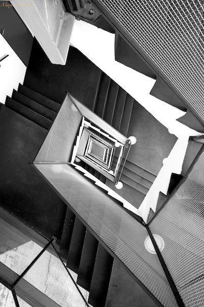 """фото """"лабиринт"""" метки: черно-белые, абстракция,"""