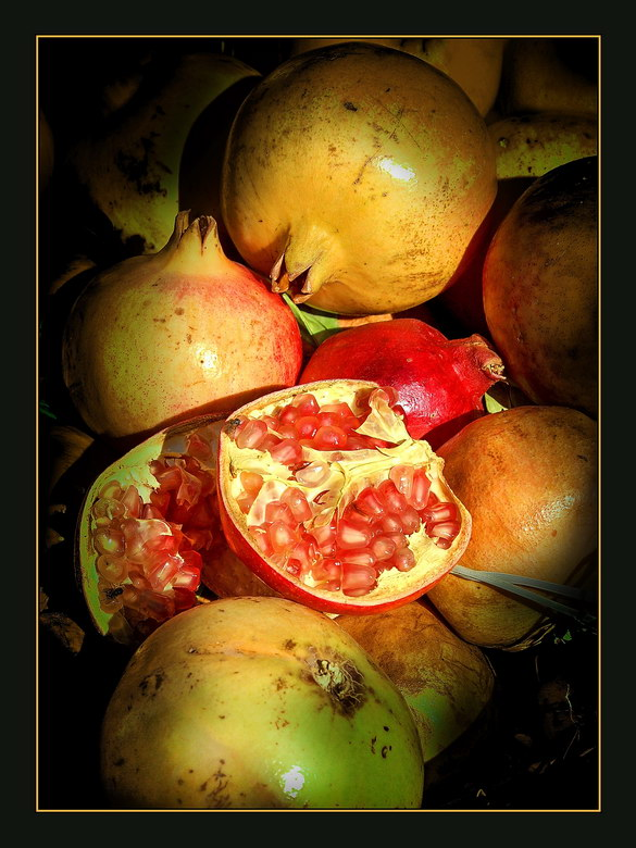 "фото ""pomegranate"" метки: природа, натюрморт,"
