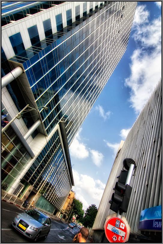 """фото """"Tel-Aviv 9586"""" метки: архитектура, город, пейзаж,"""