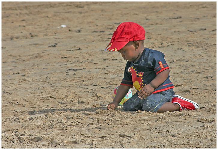 """фото """"The chocolate baby"""" метки: портрет, дети"""