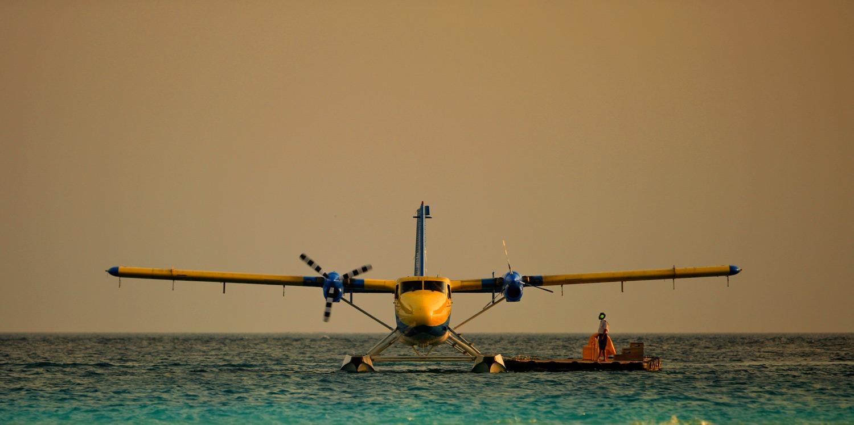 """фото """"Мальдивские авиалинии"""" метки: техника, путешествия,"""