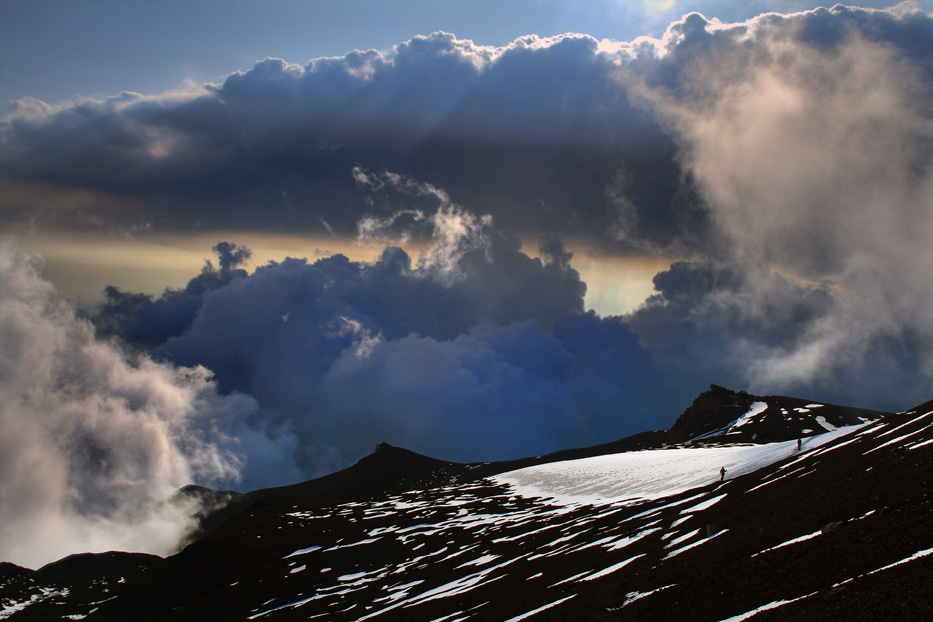 """фото """"Путь к вершине - 2"""" метки: путешествия, пейзаж, Азия, горы"""