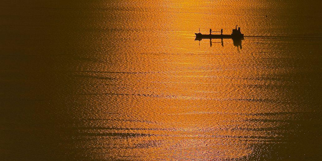 """фото """"В дальние края"""" метки: пейзаж, вода"""
