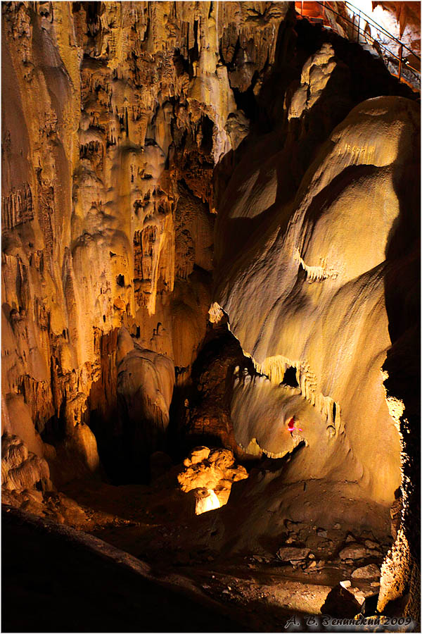 """фото """"Подземное безмолвие."""" метки: путешествия, Европа"""