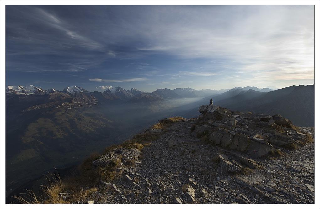 """фото """"Там где вЫсоко.."""" метки: пейзаж, горы, закат"""