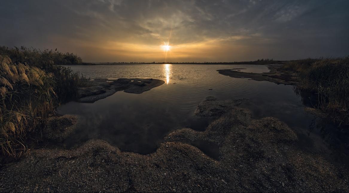 """фото """"На Дальней косе-VII"""" метки: пейзаж, вода"""