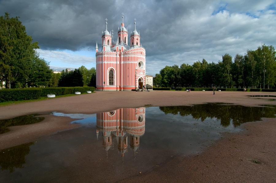 """фото """"Чесменская"""" метки: архитектура, пейзаж,"""