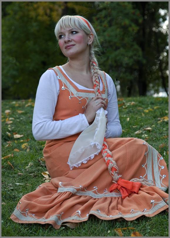 "фото ""Аленушка...."" метки: портрет, женщина"