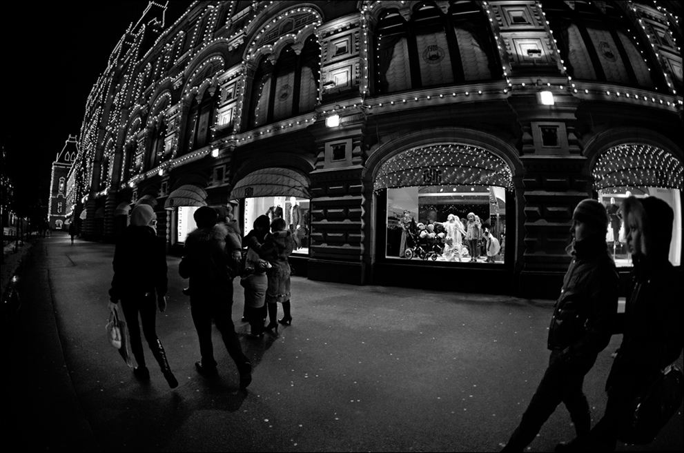 """фото """"ночные променады"""" метки: стрит-фото, черно-белые, город,"""