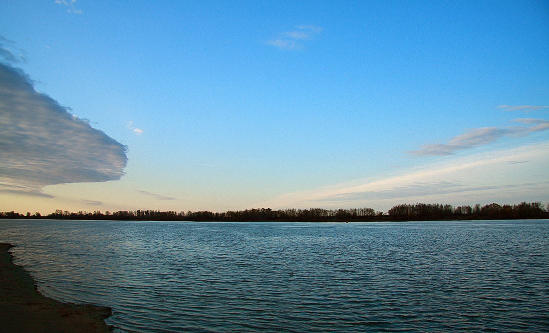 """фото """"Холодно..."""" метки: пейзаж, осень"""