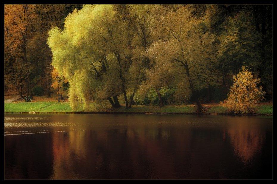"""фото """"Осень в Царицыно 1"""" метки: пейзаж,"""