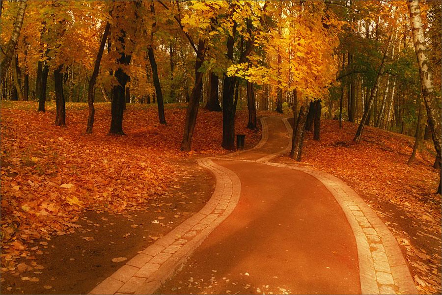 """фото """"Осень в Царицыно 2"""" метки: пейзаж,"""