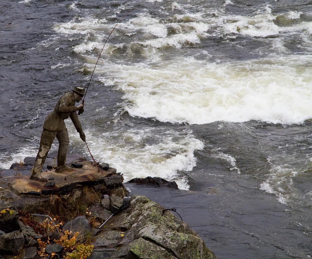 """фото """"Fisherman"""" метки: пейзаж, вода"""