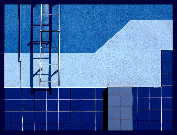 """фото """"Geometry"""" метки: абстракция, архитектура, digital art,"""