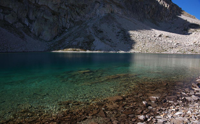 "фото ""cold green of peace and the sky"" метки: пейзаж, горы"