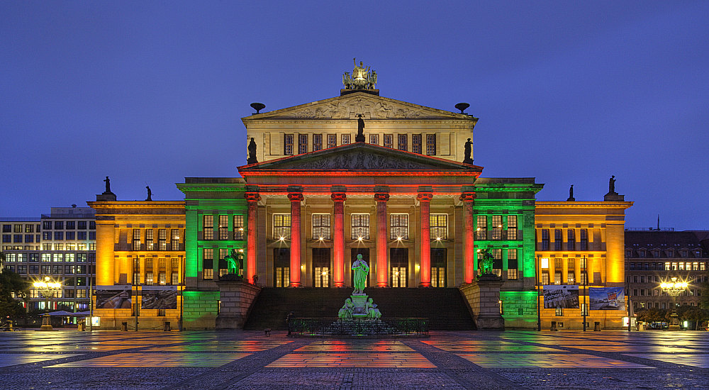 "фото ""Festival of Lights in Berlin"" метки: архитектура, пейзаж,"