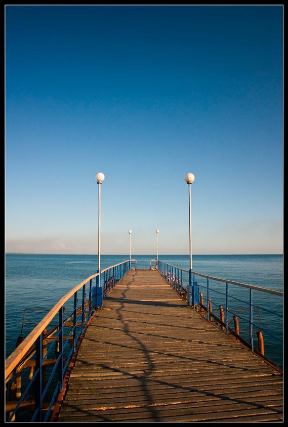 "фото ""В ожидании корабля"" метки: пейзаж, вода"