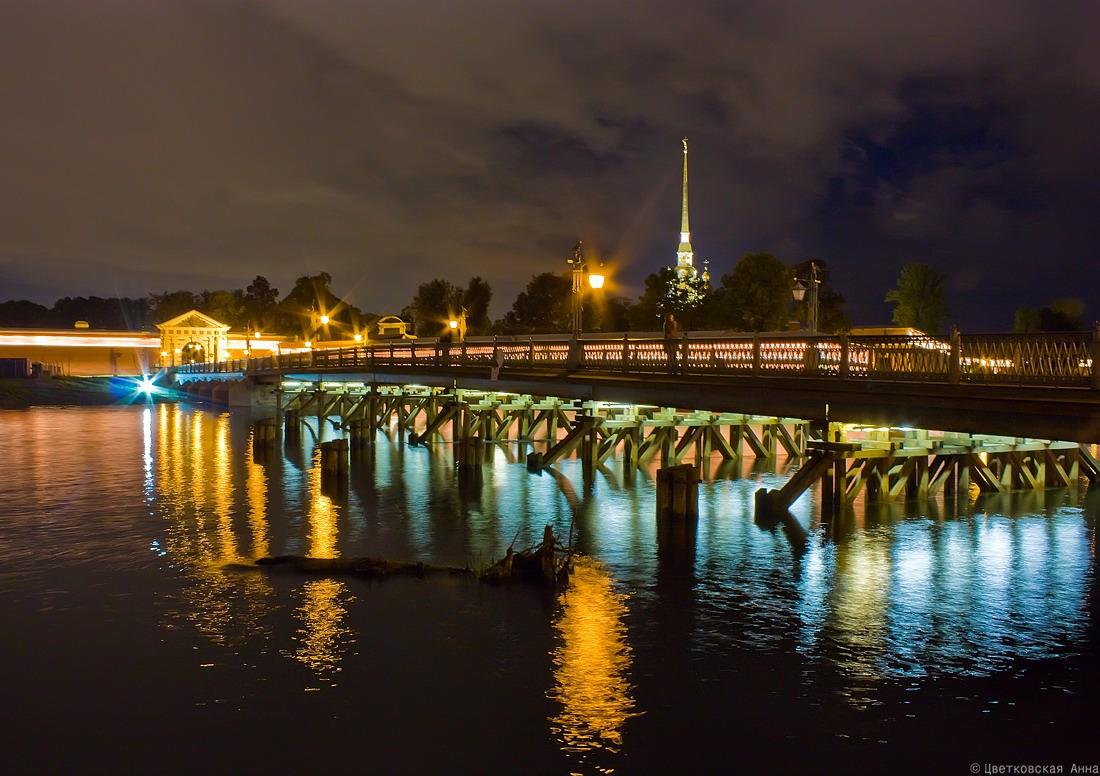 """фото """"вечернее"""" метки: архитектура, город, пейзаж, Санкт-Петербург, ночь, фонарь"""
