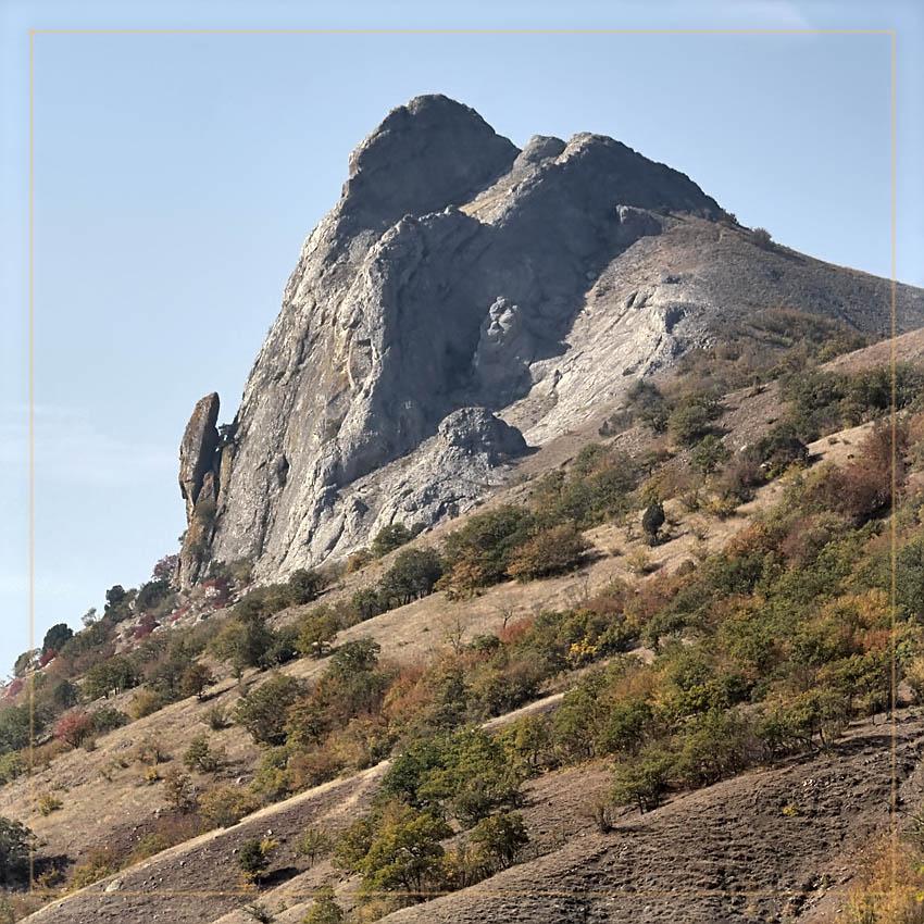 """фото """"Бакъа (Лягушка)"""" метки: пейзаж, горы"""