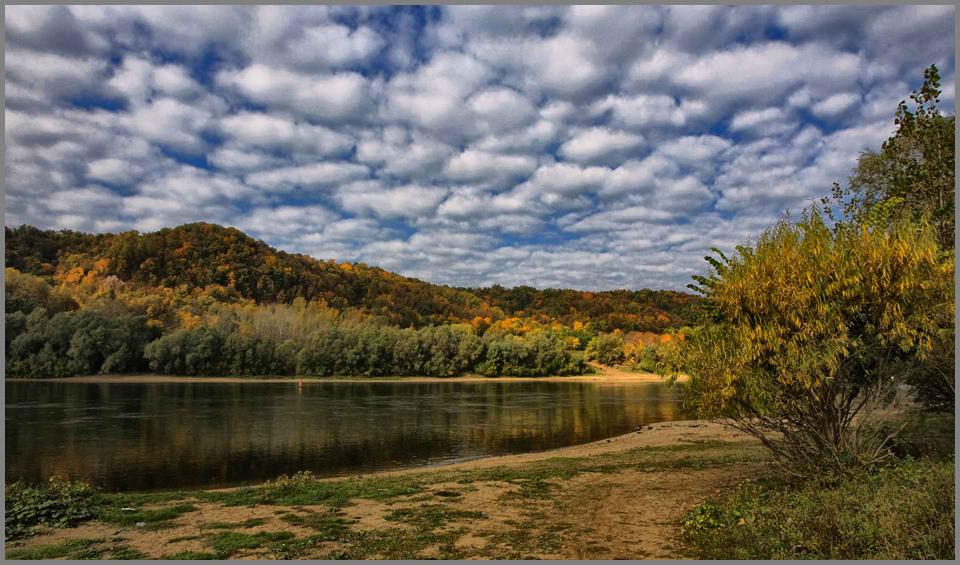 """фото """"Погожий денек..."""" метки: пейзаж, осень"""